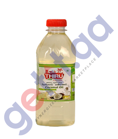 Buy Thiru Chekku Coconut Oil 500ml Online Doha Qatar