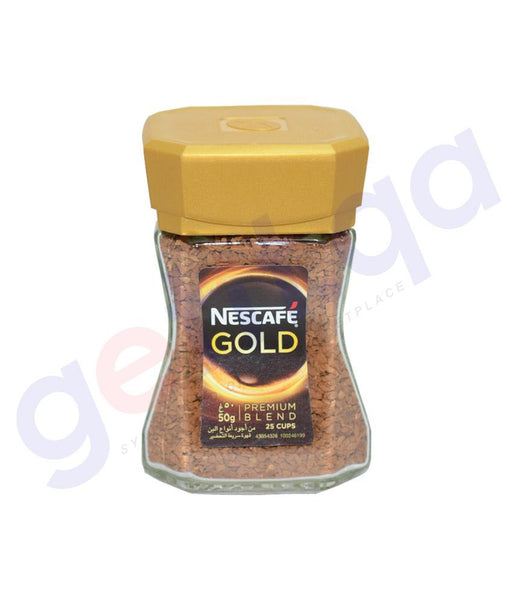 COFFE POWDER - NESCAFE  GOLD
