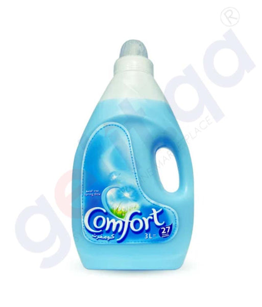 Buy Comfort Dilute 3L Spring Dew Blue Online Doha Qatar