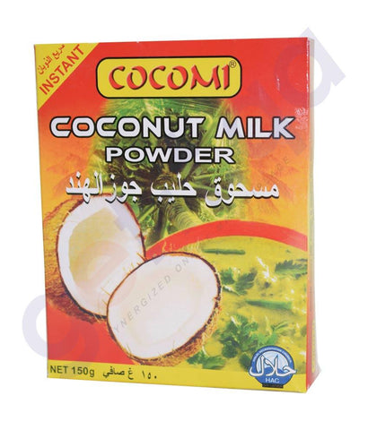 Condiments - COCOMI COCONUT MILK POWDER