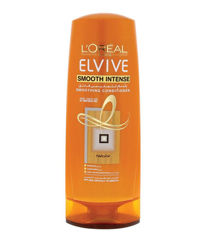 CONDITIONERS - L'oreal Elvive Smooth Intense Smoothing Conditioner 400ml
