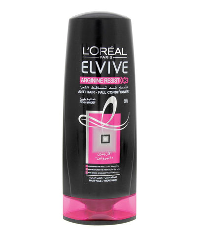 CONDITIONERS - Loreal Elvive Arginine Resist Anti Hair Fall Conditioner 400ml