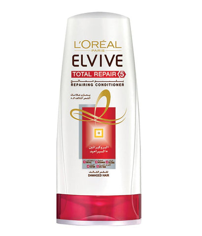 CONDITIONERS - Loreal Elvive Total Repair Damage Hair Conditioner 400ml