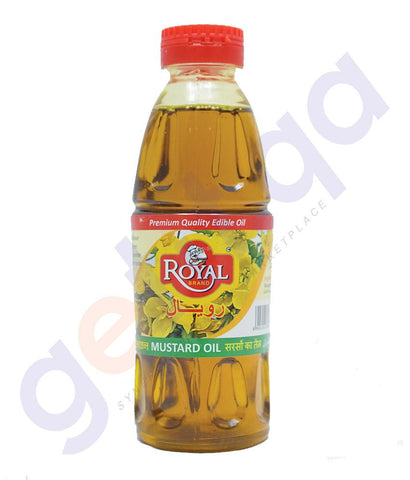 COOKING INGREDIANT - MUSTARD OIL BY ROYAL