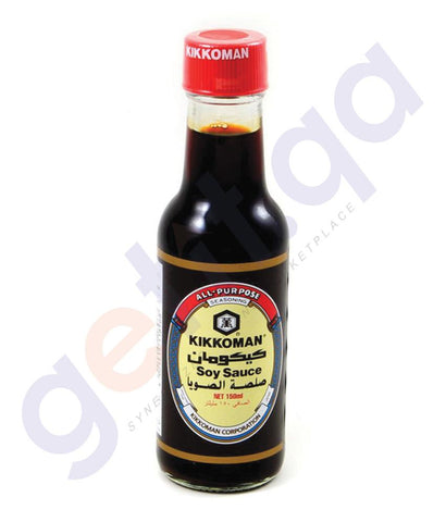 COOKING SAUCES - KIKKOMAN SOY SAUCE