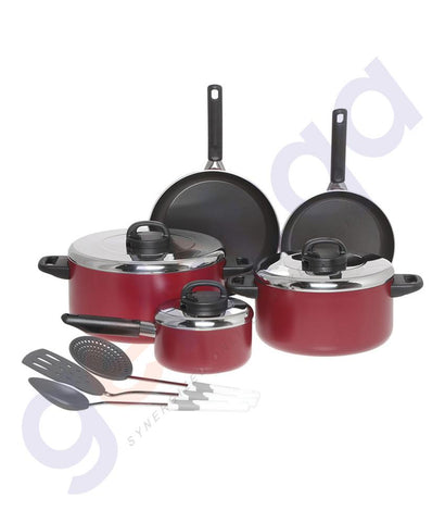 GETIT.QA | Buy Prestige 11 Pieces Cooking Pot Set-20916 in Doha Qatar