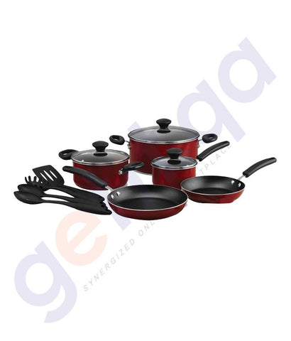 BUY PRESTIGE -VALUE PACK- COOKWARE 12 PC SET-REGULAR IN QATAR