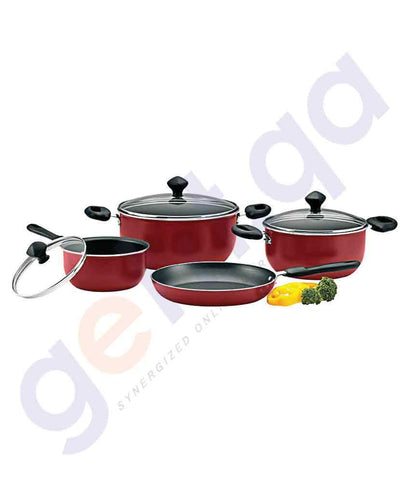 Cookware - PRESTIGE 7 PIECE COOKING SET - PR21568