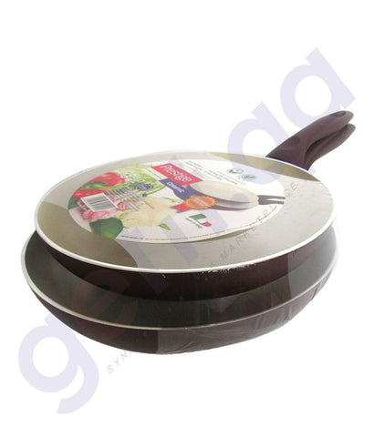 Cookware - PRESTIGE TWIN CERAMIC FRY PACK 24 CM+26CM REGULAR - PR1599
