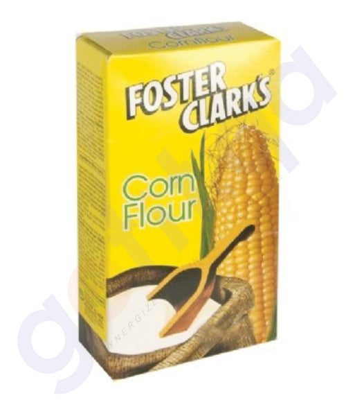 BUY BEST PRICED FOSTER CLARK CORN FLOUR 100GM & 200GM ONLINE IN DOHA QATAR