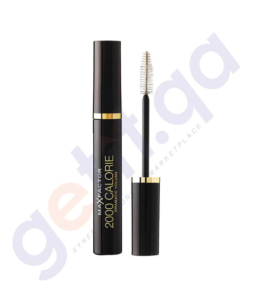 COSMETICS - MAX FACTOR 2000 CALORIE DRAMATIC VOLUME MASCARA- BLACK