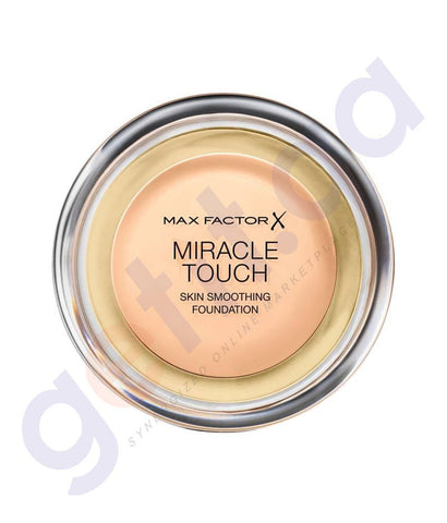 COSMETICS - MAX FACTOR MIRACLE TOUCH LIQUID ILLUSION FOUNDATION