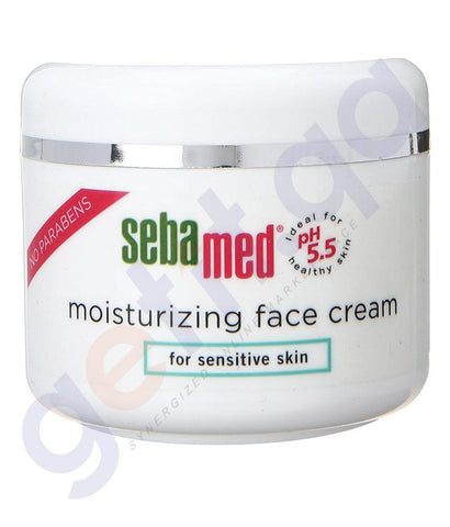 CREAM - SEBAMED MOIST CREAM 75ML