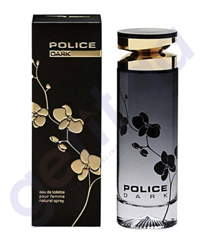 BUY POLICE DARK EDT 100 ML FOR WOMEN ONLINE IN QATAR