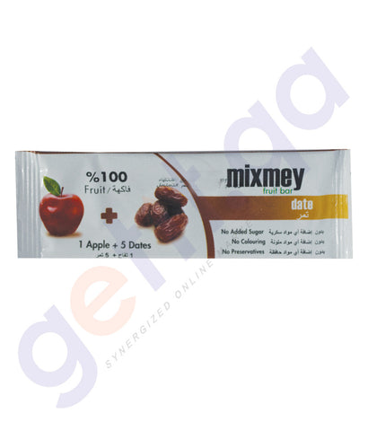 Mixmey Date Fruit Bar