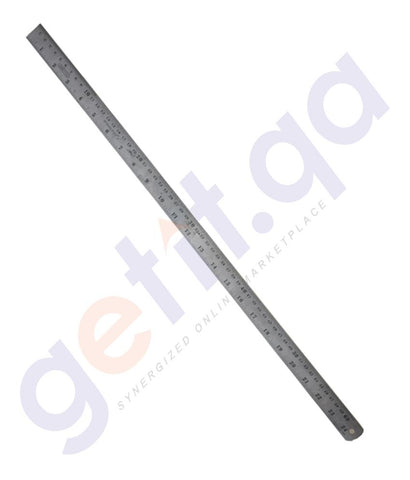 DESK ACCESSORIES - RULER STEEL  60CM BY AMITCO
