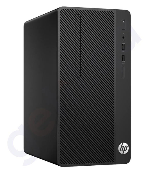 DESKTOPS - HP 290 G1 MT DESKTOP CORE I3 7100 - 4 GB RAM - 500GB HDD - DOS