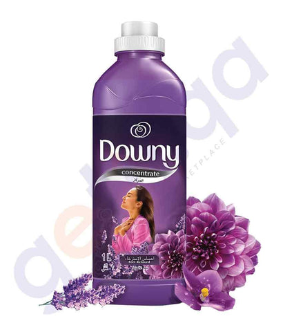 DETERGENTS - DOWNY 1L CONCENTRATE NATURAL EXTRACTS  PURPLE