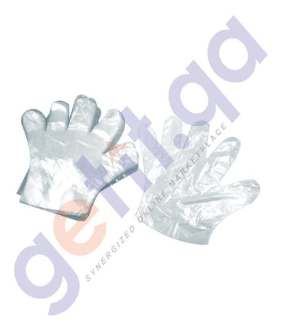 DISINFECTANT & WIPES - DISPOSABLE GLOVE