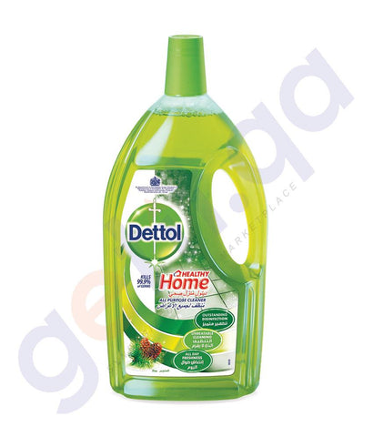 DISINFECTANTS - DETTOL 3-LITRE HEALTHY HOME ALL PURPOSE CLEANER PINE