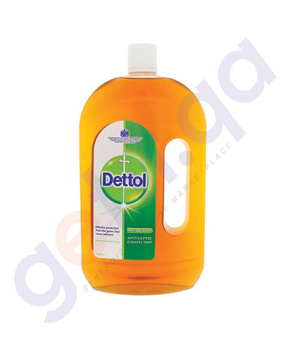 DISINFECTANTS - DETTOL ANTI BACTERIAL ANTISEPTIC DISINFECTANT