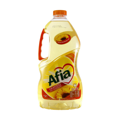 Buy Fresh Afia Sunflower Oil Online in Qatar- COD Available