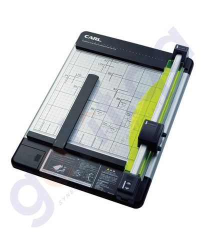 Drawing And Modelling Items - CARL DISK CUTTER A4 SIZE, 32 SHEET - CL-DC-210N