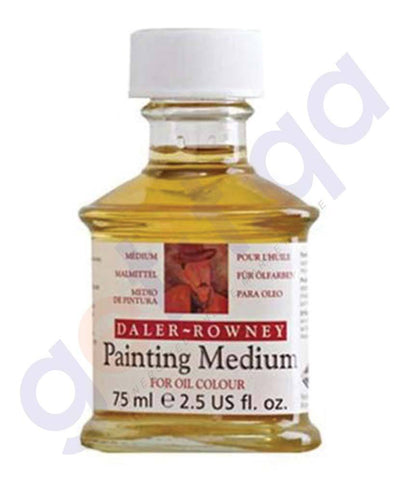 Drawing And Modelling Items - DALER ROWNEY PAINTING MEDIUM 75ML - DR-114007700