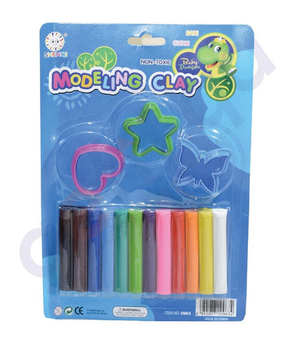 Drawing And Modelling Items - MODELING CLAY BRIS1ER PACKET - 0963