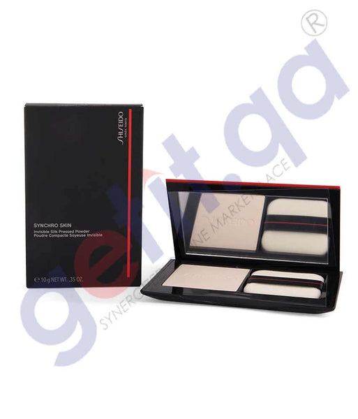 GETIT.QA | Buy Shiseido Silk Pressed Powder Price Online in Doha Qatar