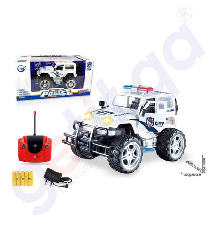 Buy 1:14 5 Function R/C Car W/LIG&MUS 399A-3 Doha Qatar