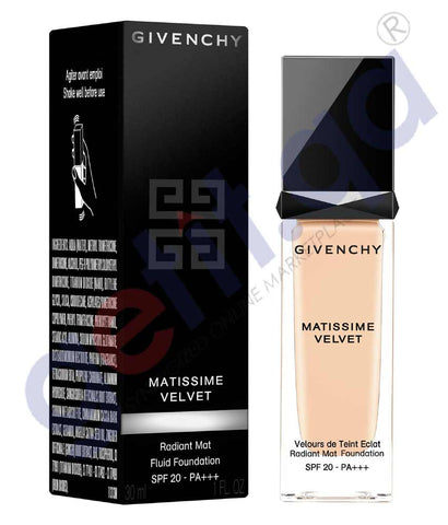 GETIT.QA | Buy Givenchy Foundation Fluid N0 Price Online in Doha Qatar