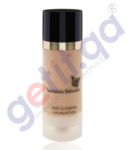 GETIT.QA | Buy Bassam Fattouh Liquid Foundation 02 Online in Doha Qatar