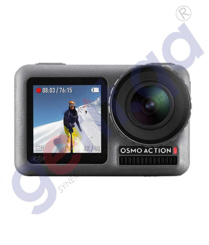 GETIT.QA | Buy DJI Osmo Action 4K Camera Price Online in Doha Qatar