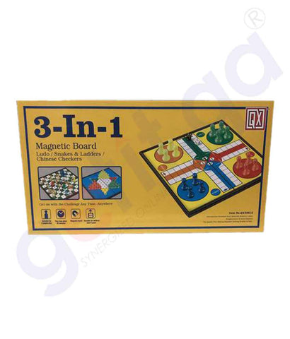 Buy QX 3in1 Magnetic Board QX58812 Price Online Doha Qatar