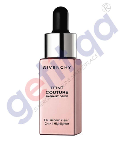 GETIT.QA | Buy Givenchy Highlighter Drop N01 Price Online in Doha Qatar
