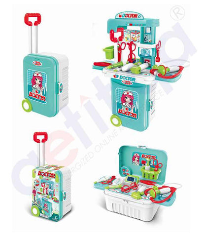 Buy Little Luggage Doctor Play Set 008-955A in Doha Qatar