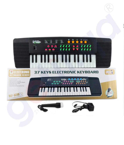 Buy 37 Keys Electronic Keyboard B/O TLF-3217 in Doha Qatar