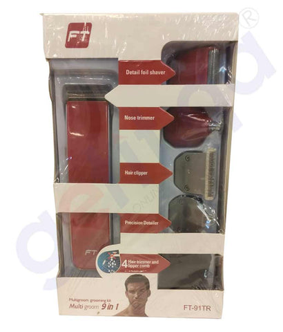 Buy Fast Track Multi Groom Kit FT-91TR Online in Doha Qatar
