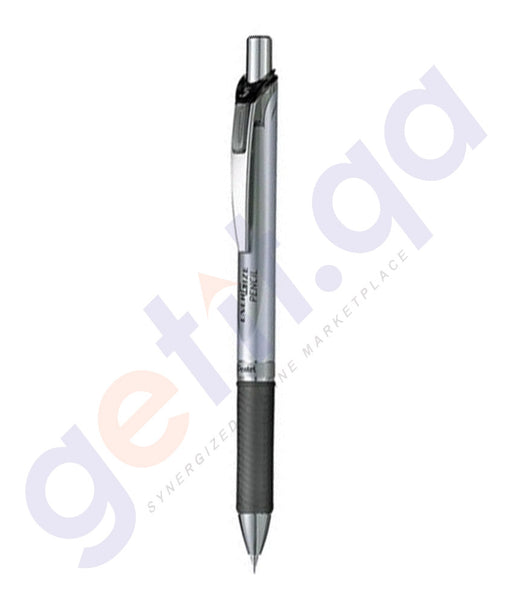 BUY PENTEL PENCIL ENERGIZE 0.5MM-PACK OF 12 BLACK - PE-PL75-A ONLINE IN QATAR