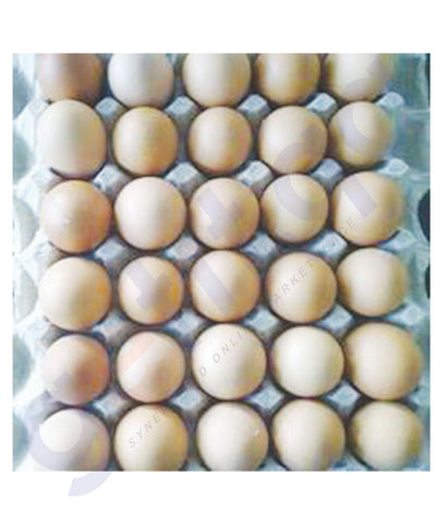 Buy Country Egg 30pcs at the Best Price Online in Doha Qatar