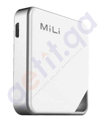 EXTERNAL STORAGE - MiLi IData Air Smart Wireless Flash Drive (works With IOS And Android) - HE-D51