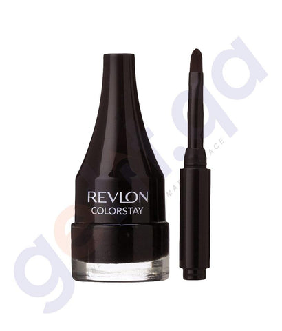 EYE CARE - REVLON COLORSTAY CRÈME GEL EYELINER BLACK