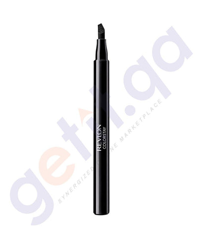EYE CARE - REVLON LIQUID EYE PEN BLACKEST BLACK
