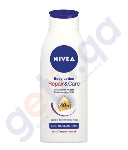 Facial Care - NIVEA 250ML REPAIR AND CARE BODY LOTION - 88183