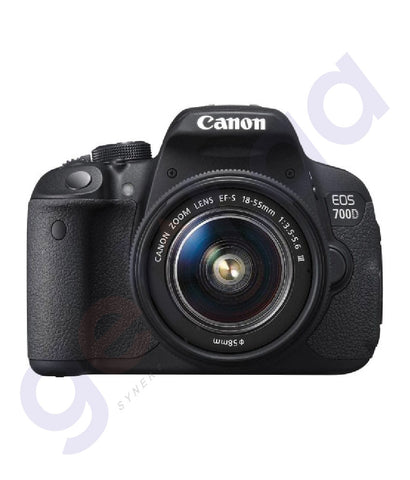 BUY CANON EOS 700D 18-55 DSLR ONLINE IN DOHA QATAR