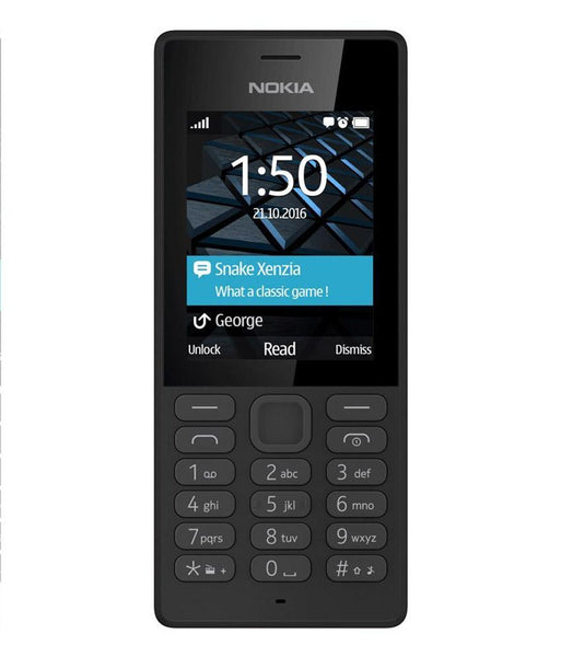 Feature Phones - NOKIA 150 - VGA CAMERA - BLACK