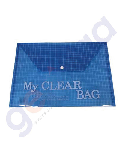 Files, Dividers & Folders - MY CLEAR BAG F/S