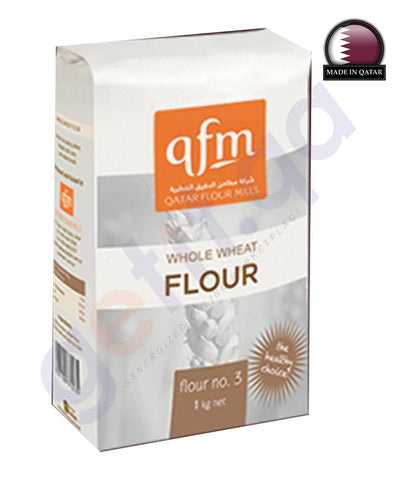 FLOUR - FLOUR NO.3  WHOLE WHEAT