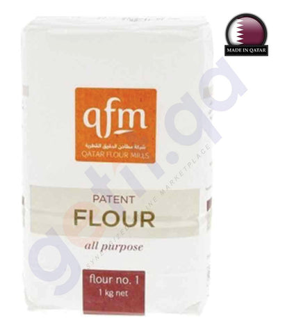 FLOUR - QFM FLOUR NO.1 ALL PURPPOSE